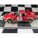 Proto Slot-Kit CB105 FIAT ABARTH X1/9 Rallye de la Durance 1975 n.1 B.Darniche/A.Mahé