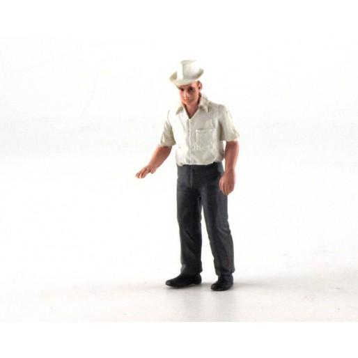 LE MANS miniatures Figure Henri