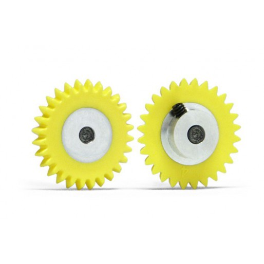 Slot.it GA1628-Pl Crown 28 teeth Ø16mm Plastic for anglewinder