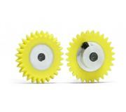 Slot.it GA1628-Pl Crown 28 teeth Ø16mm Plastic for anglewinder