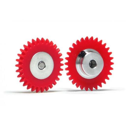 Slot.it GA1630-Pl Crown 30 teeth Ø16mm Plastic for anglewinder