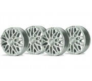 Slot.it PA03 Wheel inserts for hubs Ø15,8mm BBS type x4