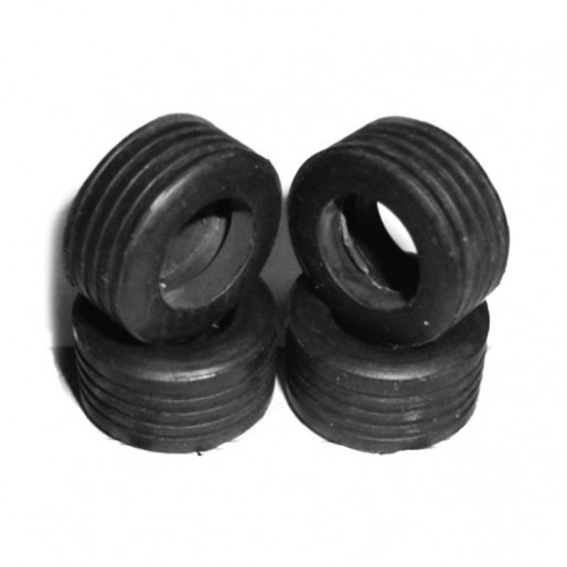 Scalextric W8446 TYRES SET OF DRY F1 4-IN-PACK