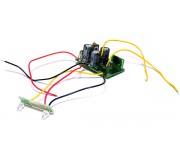 Scalextric W10029 PCB MODULE FLASHER LIGHT C3068