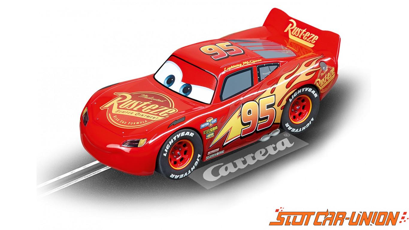 carrera digital 132 30806 disney pixar cars 3 lightning. Black Bedroom Furniture Sets. Home Design Ideas