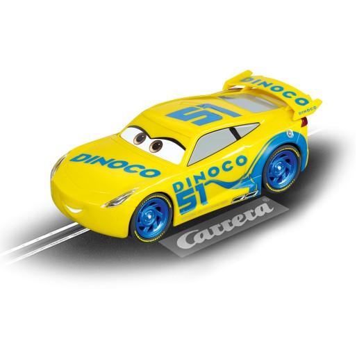 Carrera DIGITAL 132 30807 Disney Pixar Cars 3 - Cruz Ramirez - Racing