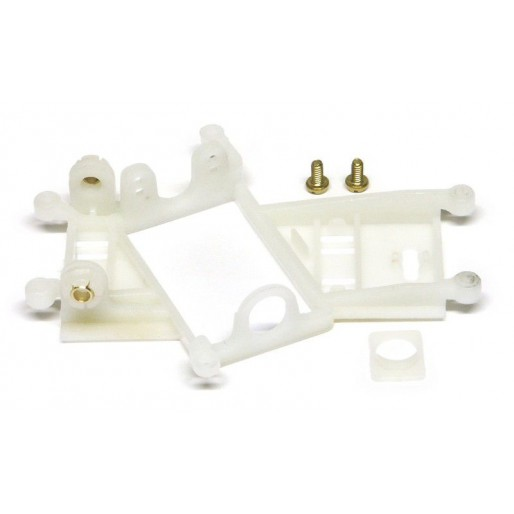 Slot.it CH74 Anglewinder LMP 1,0mm Offset Boxer/Flat motor mount - EVO6
