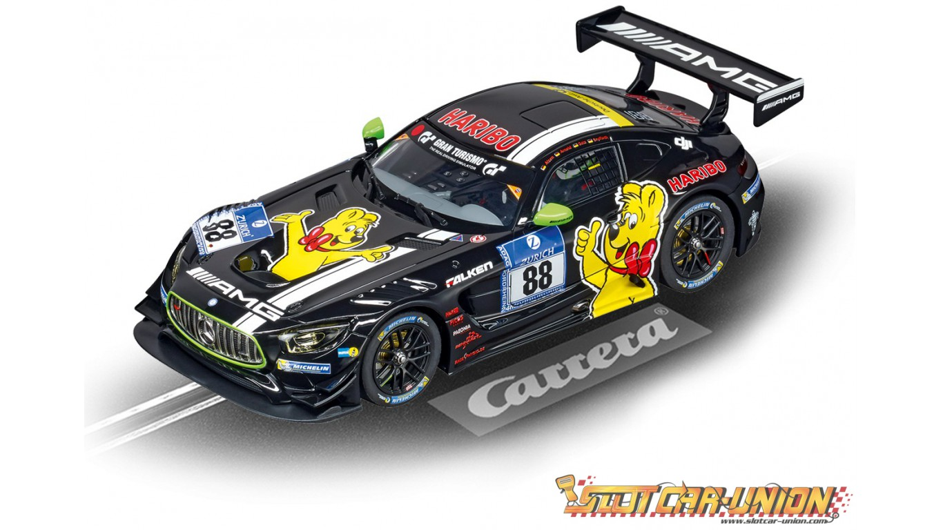 carrera digital 132 30782 mercedes amg gt3 haribo racing. Black Bedroom Furniture Sets. Home Design Ideas