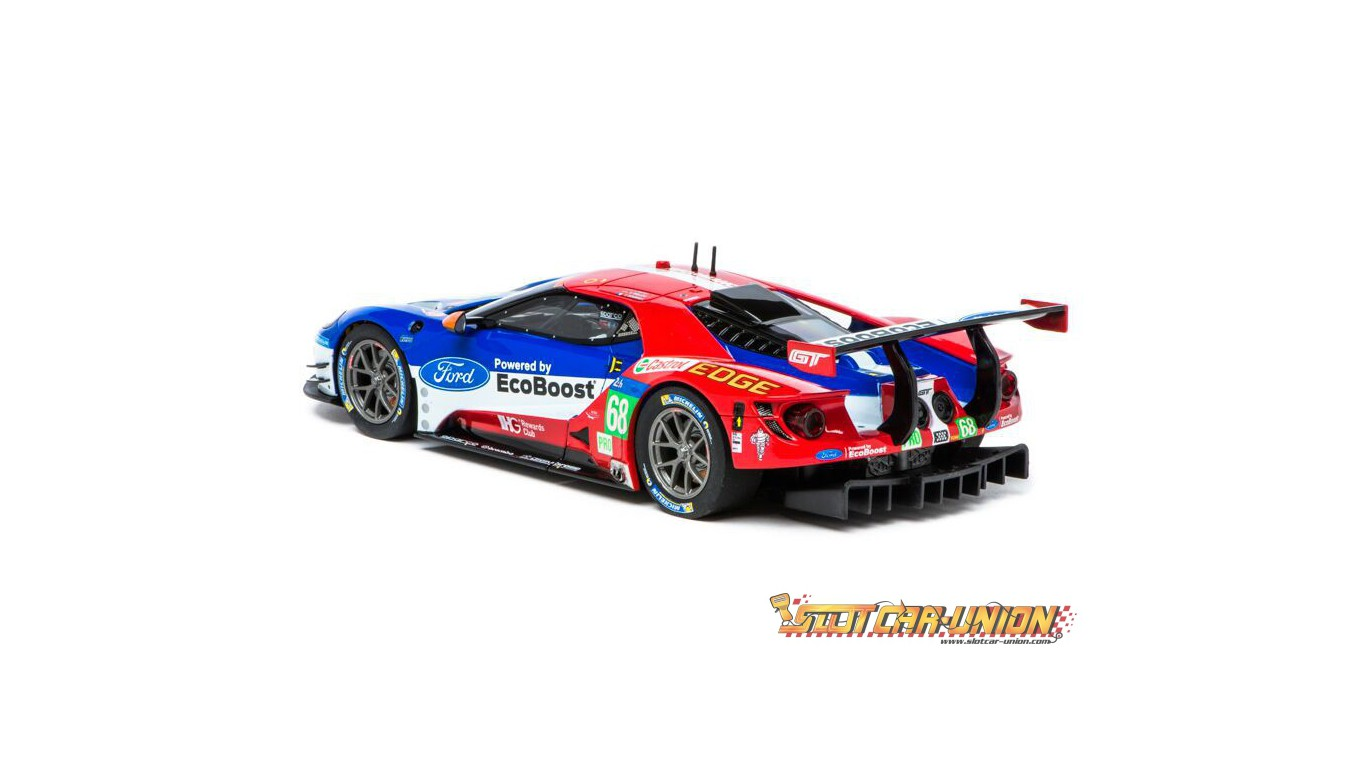 carrera digital 124 23832 ford gt race car slot car union. Black Bedroom Furniture Sets. Home Design Ideas