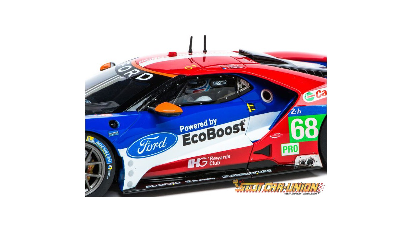 carrera digital 124 23832 ford gt race car slot. Black Bedroom Furniture Sets. Home Design Ideas