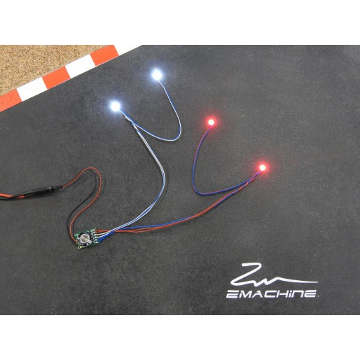 Zmachine Light Set ZM160 Xenon