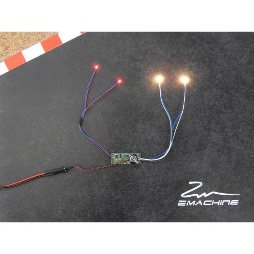 Zmachine Light Set ZM165BWD32 Warm