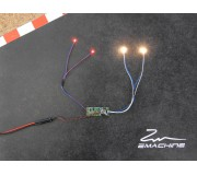 Zmachine Light Set ZM165BWD32 Warm