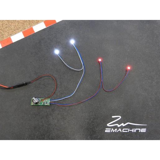 Zmachine Light Set ZM165 Xenon