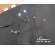 Zmachine Light Set ZM165 Xenon