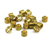 "Scaleauto SC-1120a Axle spacers for 3/32"" brass 2mm."