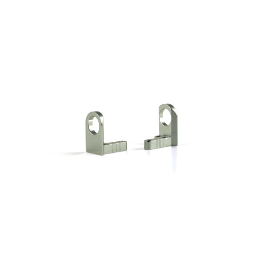Scaleauto SC-8147d Axle holder 10mm heigh (usefull for front and rear axle) Lightweight desing