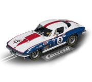 "Carrera DIGITAL 132 30757 Chevrolet Corvette Sting Ray ""No.08"""
