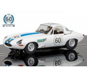 Scalextric C3826A 60th Anniversary Collection - 1960s, Jaguar E-type Limited Edition