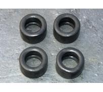LE MANS miniatures 4 pneus avant type Rondeau