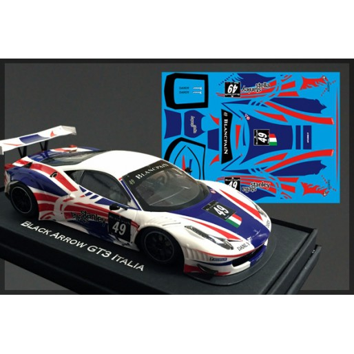 Black Arrow BACMKITJ Ferrari GT3 Italia KIT AW STANLEY