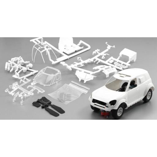 Scaleauto SC-6114 Mini All 4 White Racing Kit