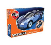 Airfix QUICK BUILD Bugatti Veyron