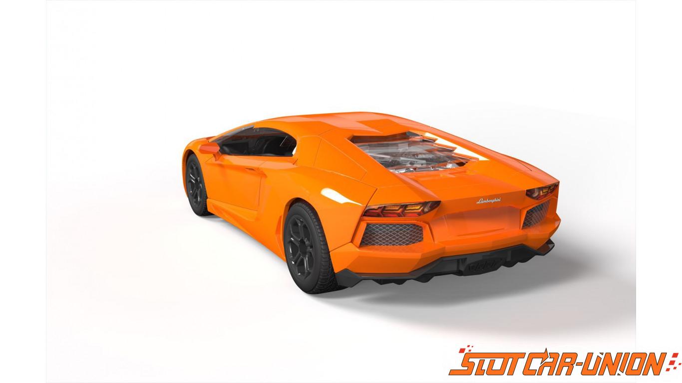 ... Airfix QUICK BUILD Lamborghini Aventador ...