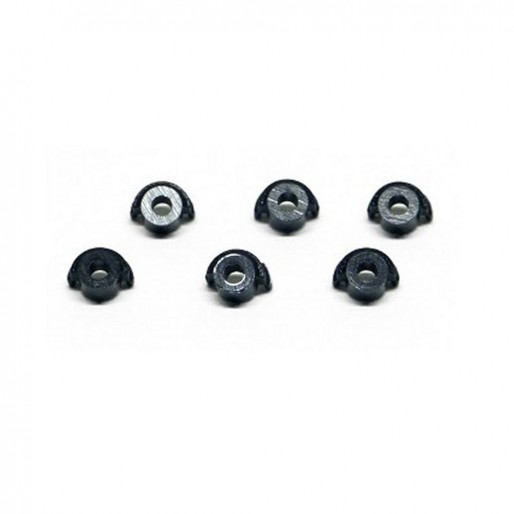 Slot.it CH72 Plastic Retainer Nuts x6