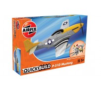 Airfix QUICK BUILD Mustang P-51D