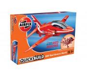 Airfix QUICK BUILD Red Arrows Hawk