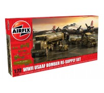 Airfix WWII USAAF 8th Air Force Bomber Resupply Set 1:72