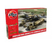 Airfix Eighth Air Force Resupply Set 1:72