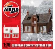 Airfix European Country Cottage Ruin 1:76
