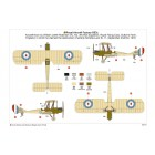 Airfix Royal Aircraft Factory BE2c - Night Fighter 1:72