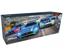 Scalextric C1374 Coffret ARC Pro Platinum GT