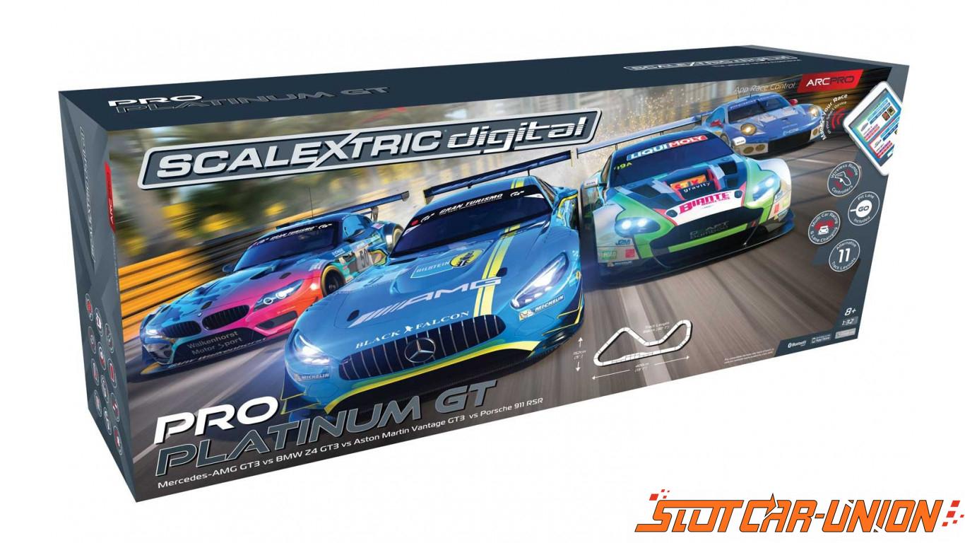 Platinum C1374 Scalextric Pro Arc Gt Coffret UpGLMqzVS
