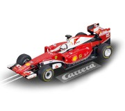 "Carrera GO!!! 64086 Ferrari SF16-H ""S.Vettel, No.5"""