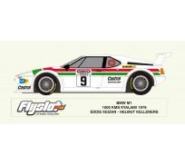 Flyslot 051107 BMW M1 1000 Kms Kyalami 1979