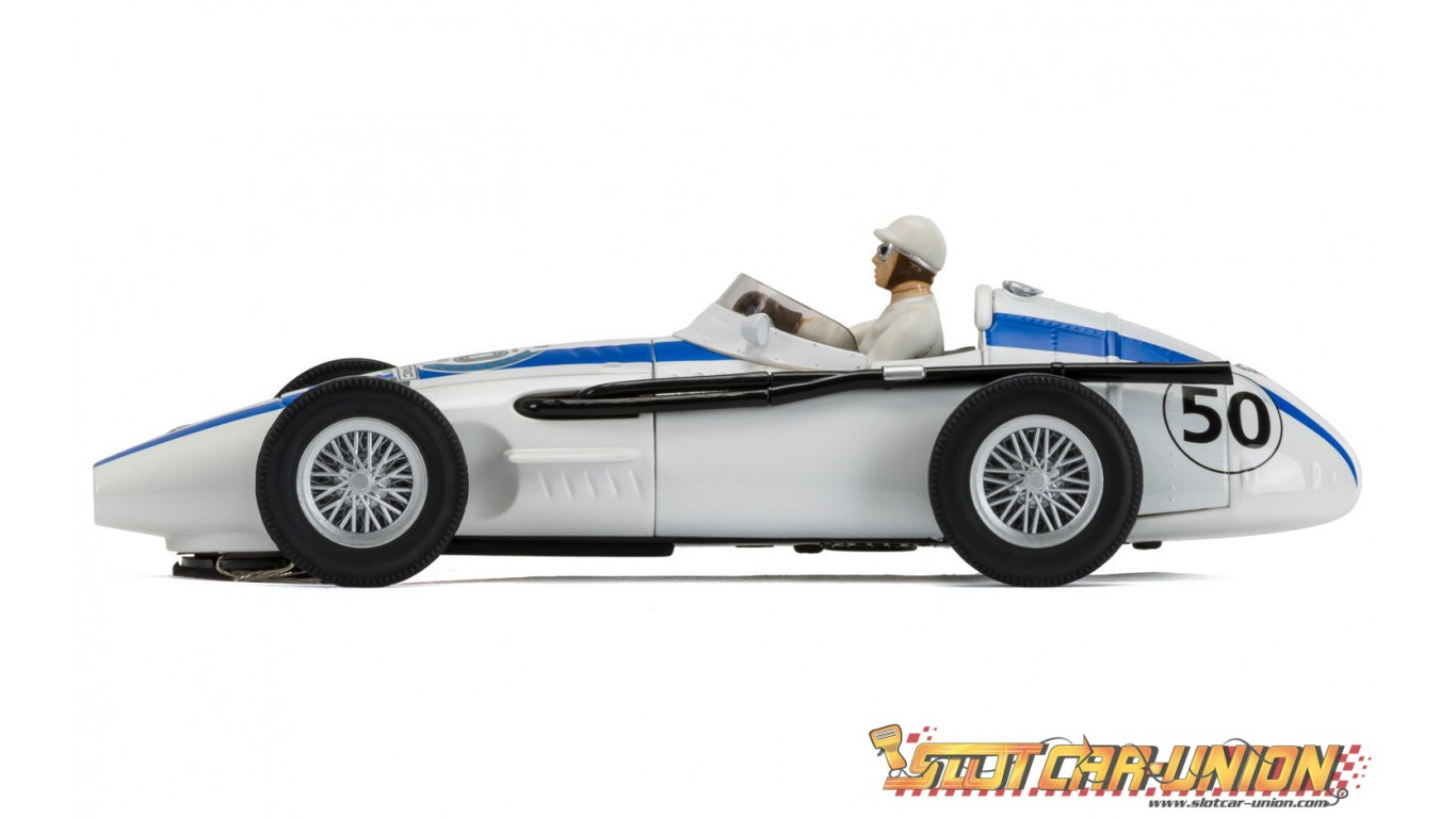 C3825A Scalextric 60th Anniversary Collection 1950 S MASERATI 250 F échelle 1:32 NOUVEAU