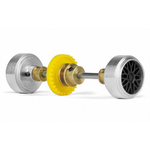 Slot.it KK01 Kit Inline Z28 crown + 15,8x8,2mm Small wheels