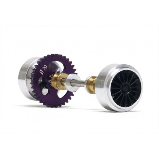 Slot.it KK02 Kit Sidewinder Z36 Ø19 crown + 15,8x8,2mm Small wheels
