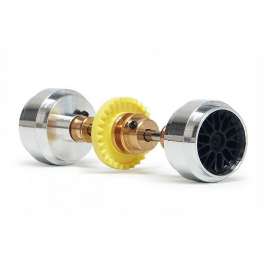 Slot.it KK07 Kit Inline Z28 crown + 17,3x9,75mm Large wheels