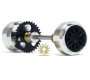 Slot.it KK09c Kit Anglewinder Z32 crown + Z12 pinion + 17,3x9,75mm Large wheels