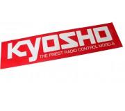 Autocollant Logo Kyosho