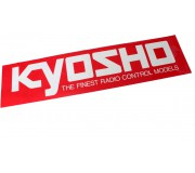 Kyosho Logo Sticker