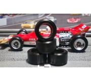 Paul Gage XPG-21125LM Urethane Tires 21x12x5mm x2
