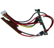 Scalextric W10405 PCB LIGHTS FRT REAR C3033