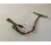 Scalextric W10431 LEDS LOTUS EVORA GT4  LIGHTS