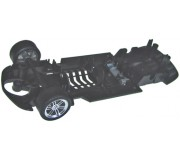 Scalextric W10178 UNDERPAN FRT WHLS C3257W